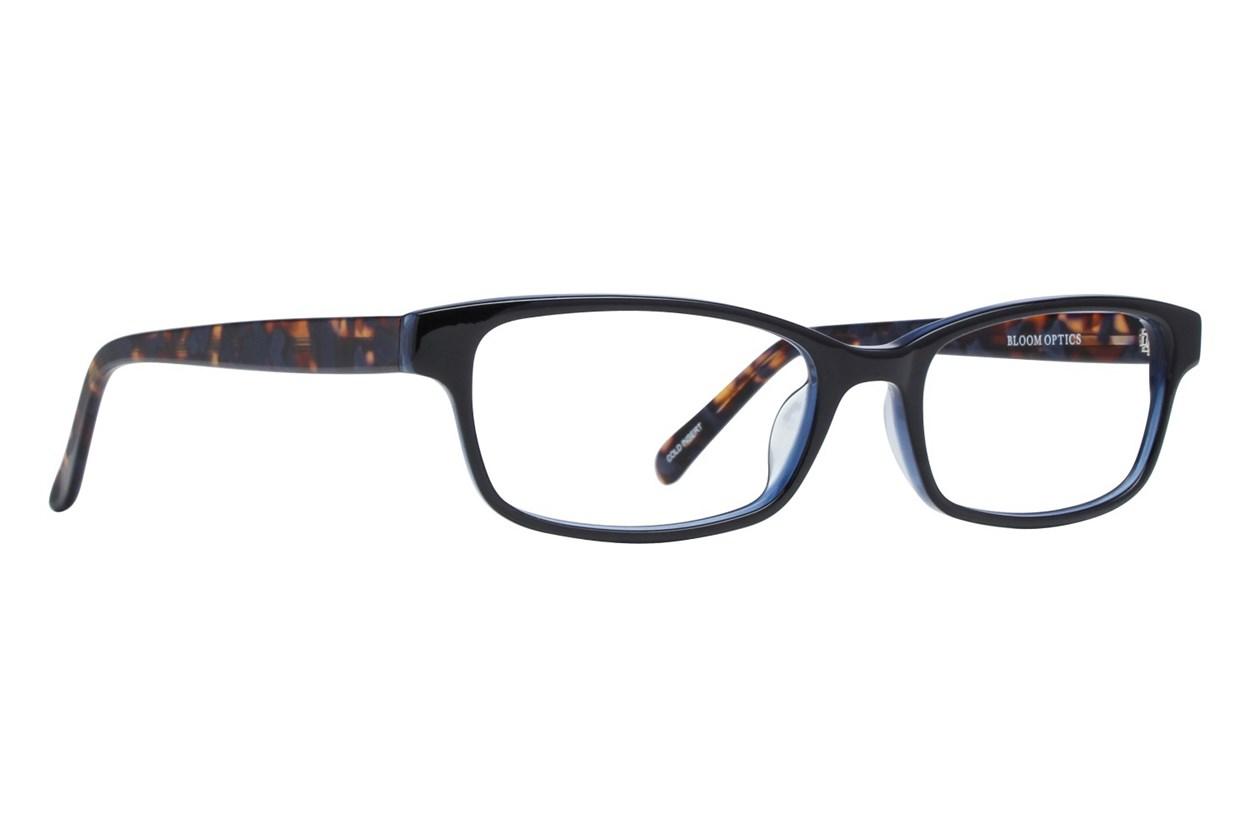 Bloom Optics Petite Paula Black Eyeglasses