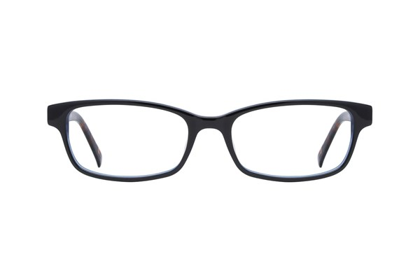 Bloom Optics Petite Paula Black Eyeglasses