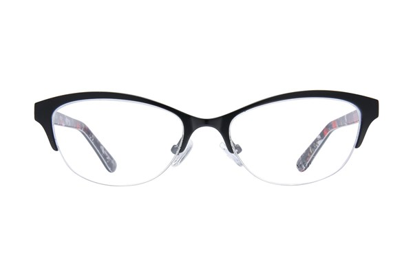 Bloom Optics Petite Rosa Eyeglasses - Black