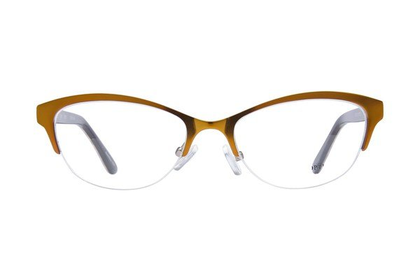 Bloom Optics Petite Rosa Eyeglasses - Brown