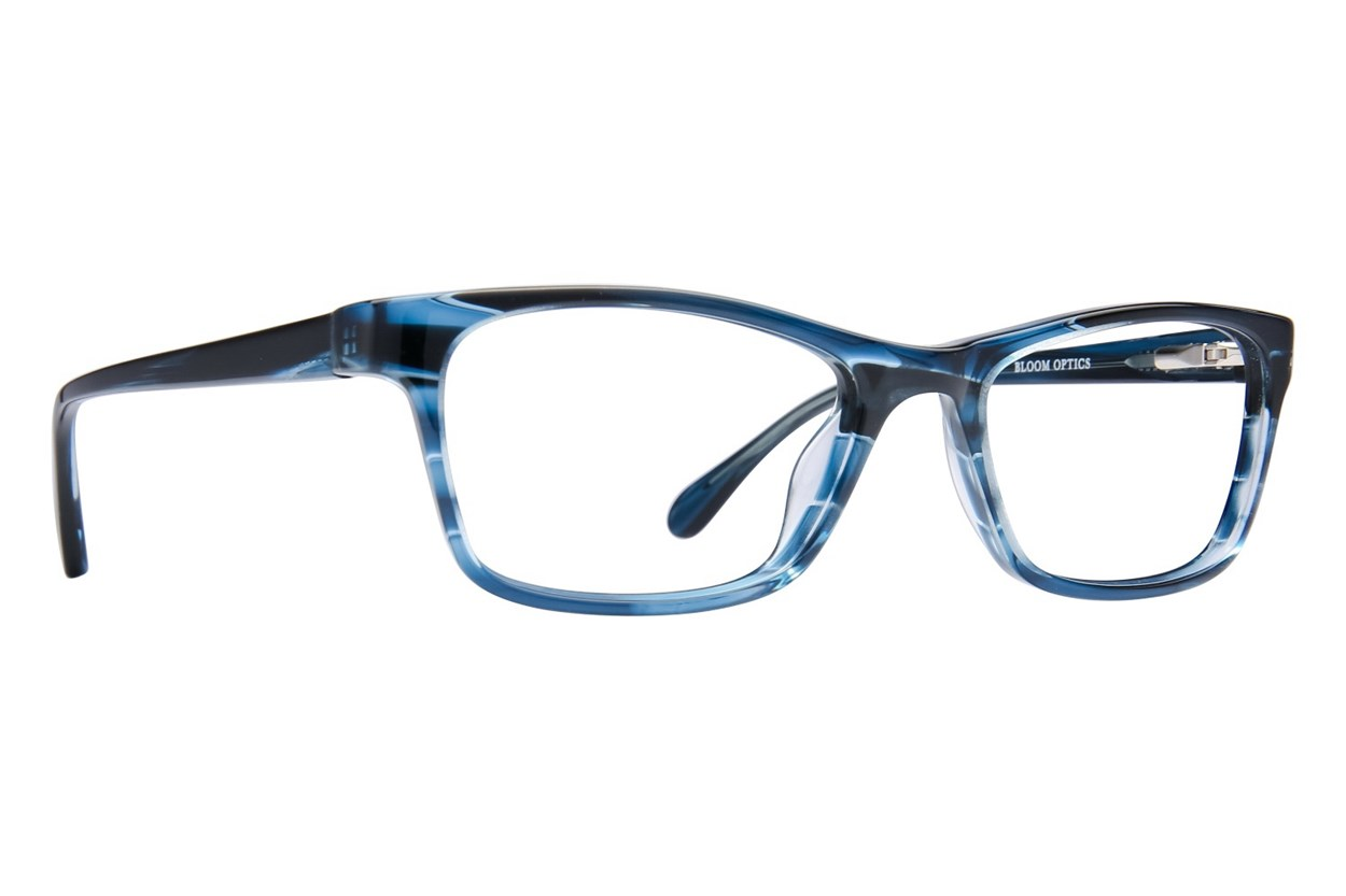 Bloom Optics Petite Sarah Blue Eyeglasses