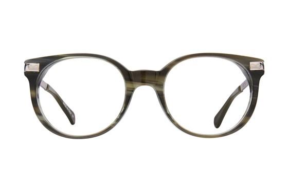 Velvet Eyewear Gabby Green Eyeglasses