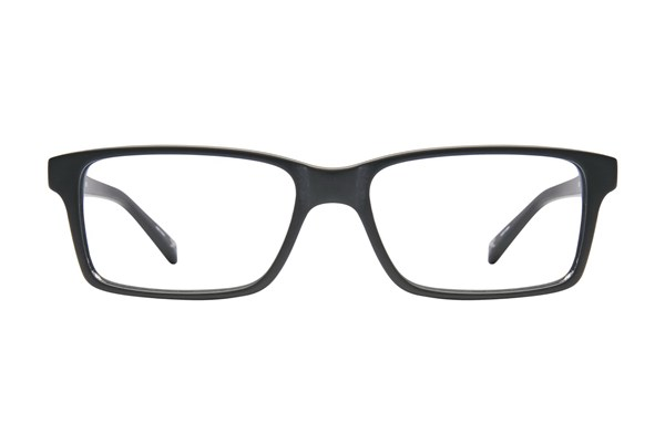 Hackett London Large Fit HEK 1149 Eyeglasses - Black