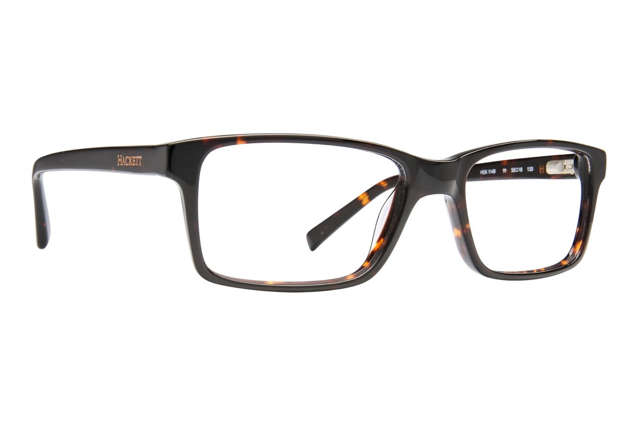 Hackett London Large Fit HEK 1149 Tortoise Eyeglasses