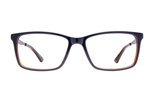 Hackett London Large Fit HEK 1162 Blue Eyeglasses