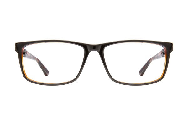Hackett London Large Fit HEK 1164 Brown Eyeglasses