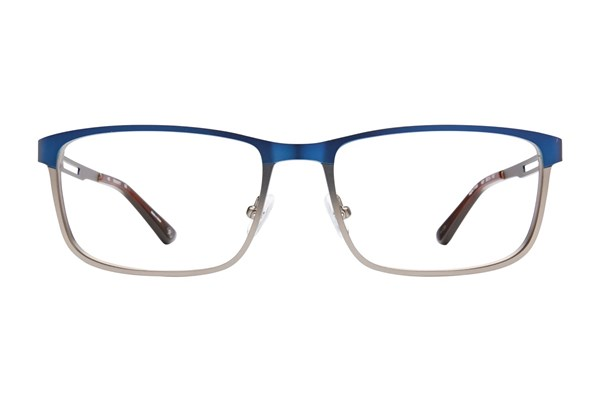 Hackett London Large Fit HEK 1166 Eyeglasses - Blue