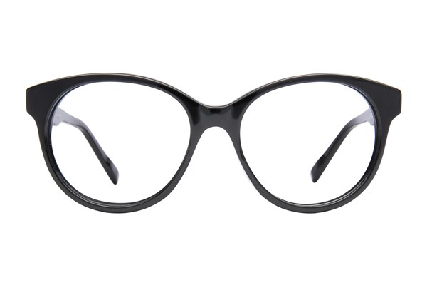 Shwood Madison Black Eyeglasses