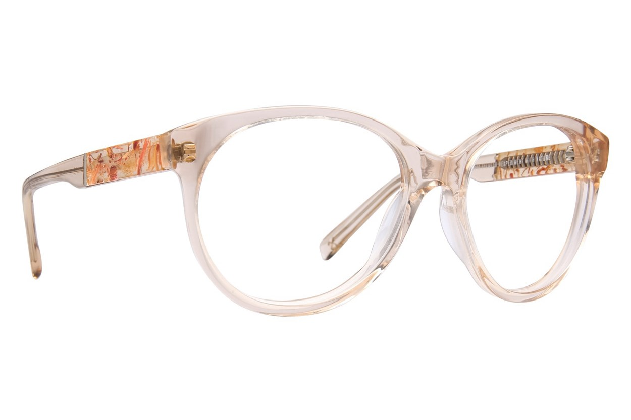 Shwood Madison Flower Eyeglasses - Brown