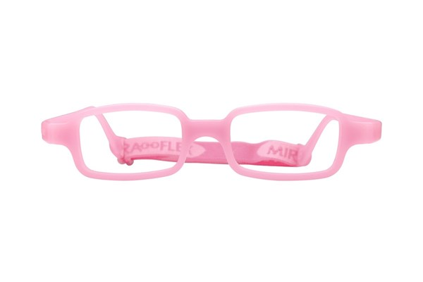 Miraflex New Baby 1 (3-6 Yrs) Pink Eyeglasses