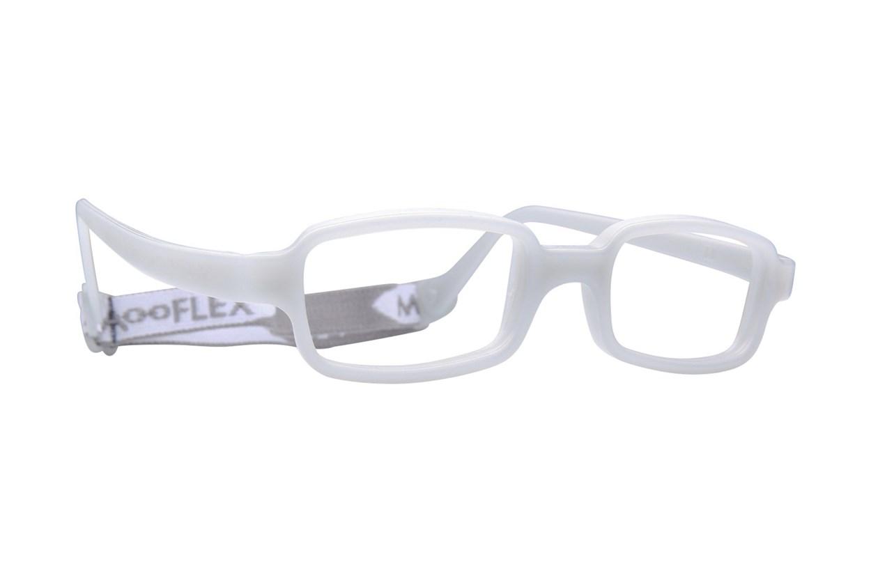 Miraflex New Baby 1 (3-6 Yrs) Gray Eyeglasses