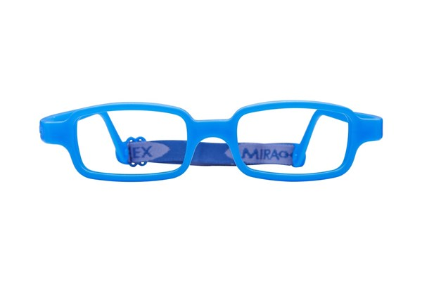 Miraflex New Baby 1 (3-6 Yrs) Blue Eyeglasses