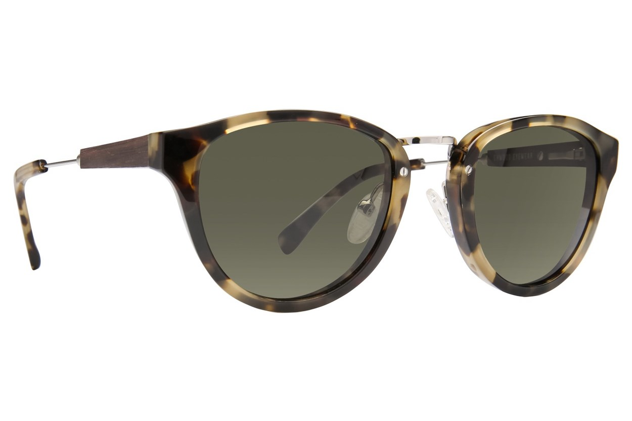 Shwood Ainsworth Tortoise Sunglasses