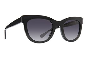 Velvet Eyewear Farrah - Large Black