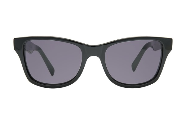 Shwood Canby Black Sunglasses - Black