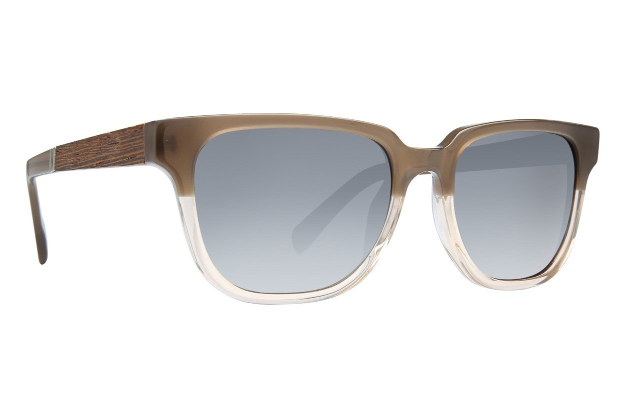 Shwood Prescott Sunglasses - Brown
