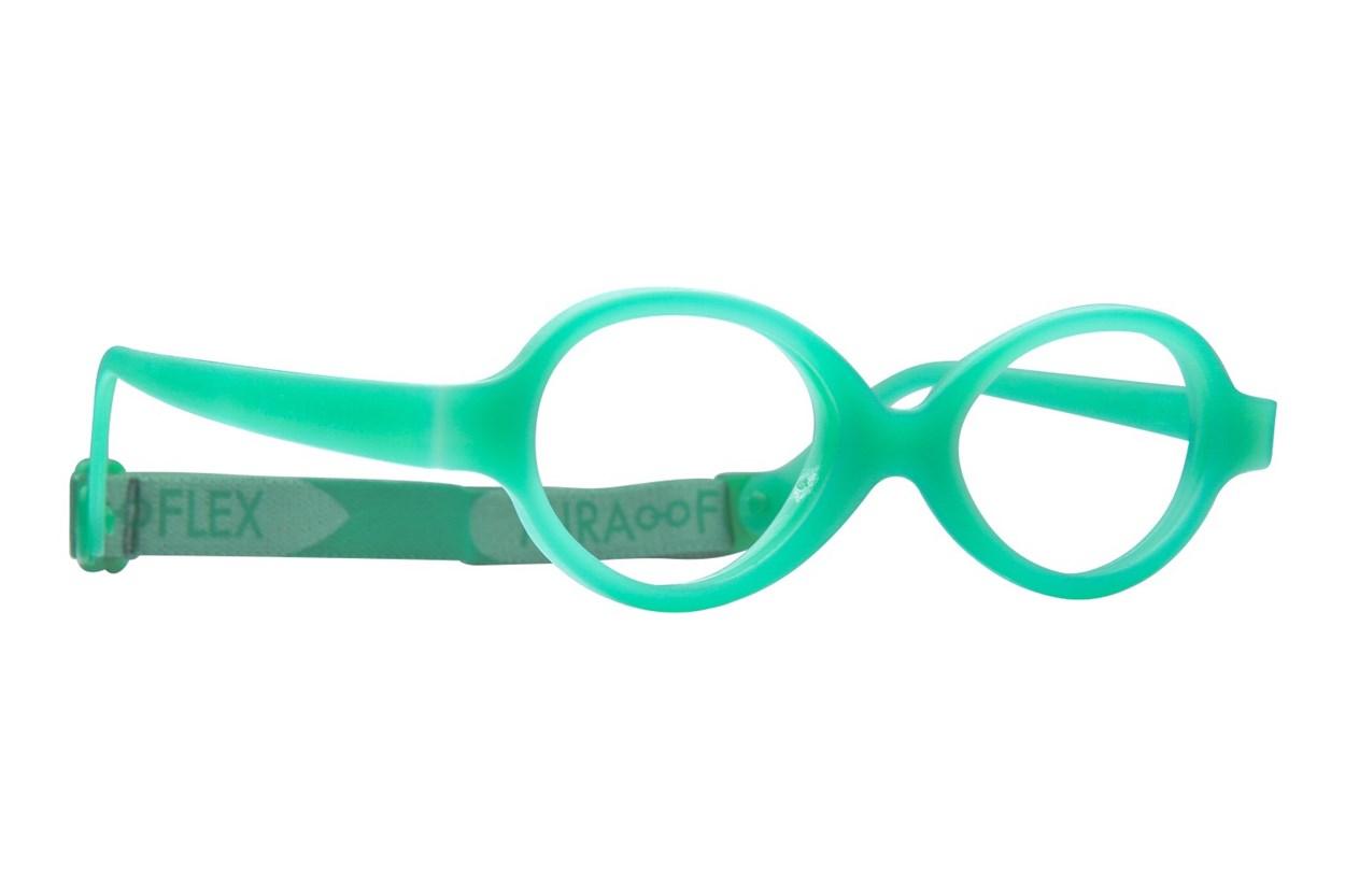Miraflex Baby Zero 2 (8-24 Mo) Green Eyeglasses