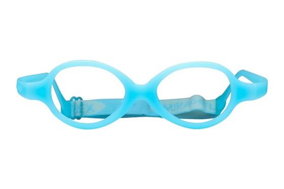 Miraflex Baby Zero 2 (8-24 Mo) Blue Eyeglasses