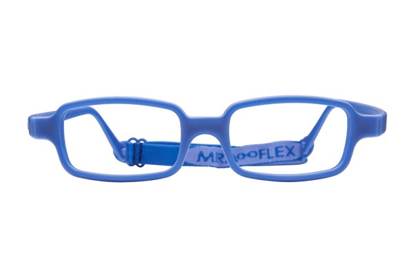 Miraflex New Baby 2 (5-8 Yrs) Eyeglasses - Blue