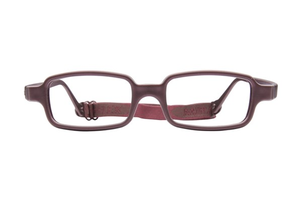 Miraflex New Baby 2 (5-8 Yrs) Eyeglasses - Brown