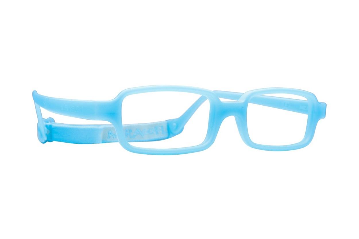 Miraflex New Baby 2 (5-8 Yrs) Turquoise Eyeglasses