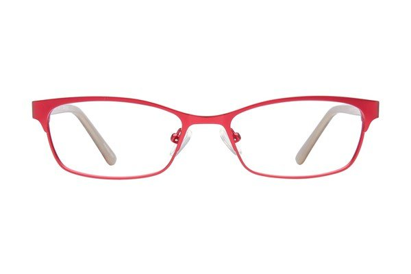 Bloom Optics Petite Emma Red Eyeglasses