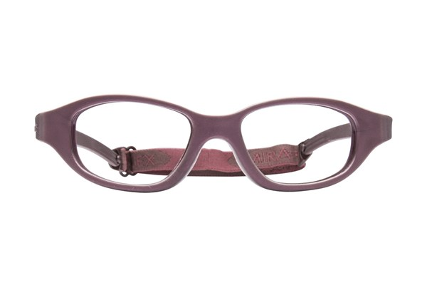 Miraflex Eva (7-10 Yrs) Eyeglasses - Brown