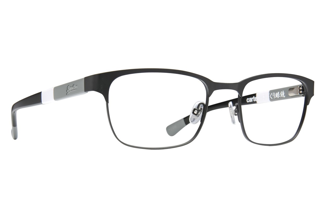 Superdry Carter Eyeglasses - Black