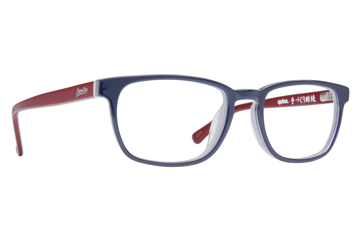Superdry Quinn Blue Eyeglasses