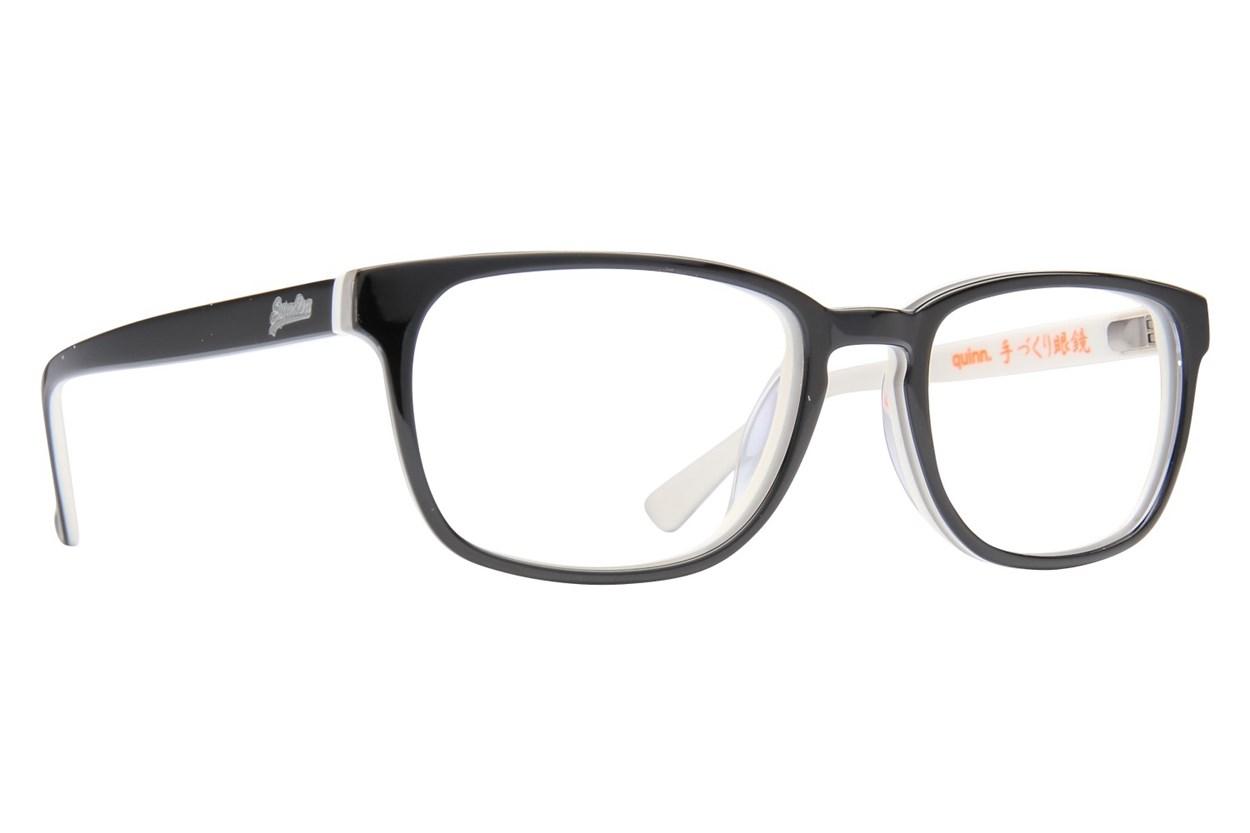 Superdry Quinn Black Eyeglasses