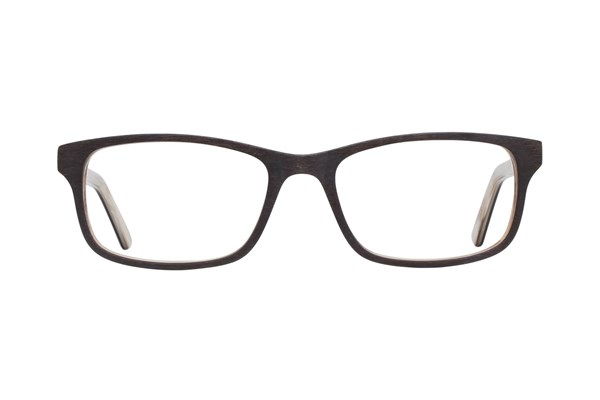 Lunettos Andy Brown Eyeglasses