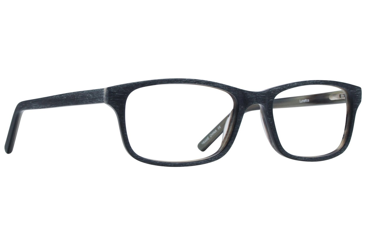 Lunettos Andy Green Eyeglasses