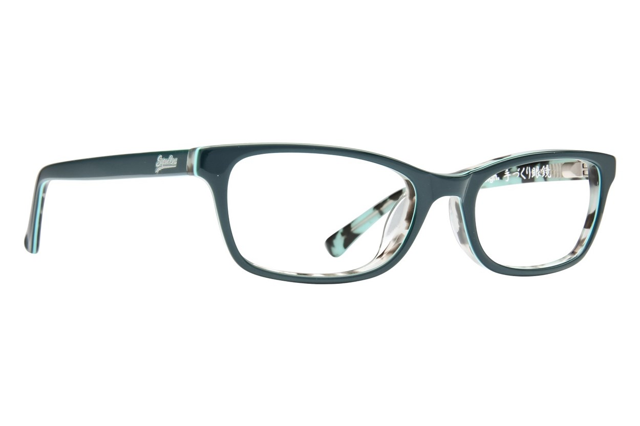 Superdry Ashleigh Eyeglasses - Green