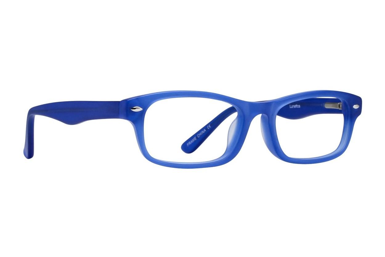 Lunettos Ashley Blue Eyeglasses