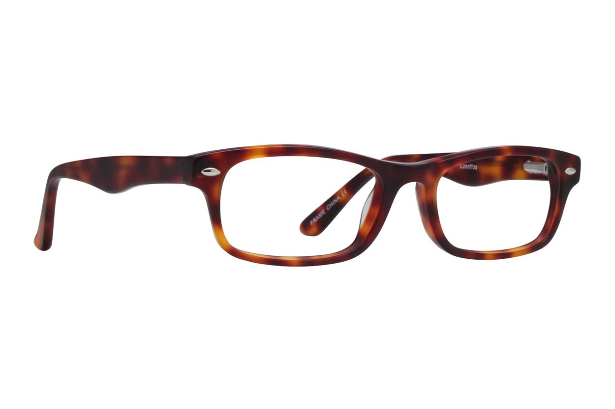 Lunettos Ashley Tortoise Eyeglasses