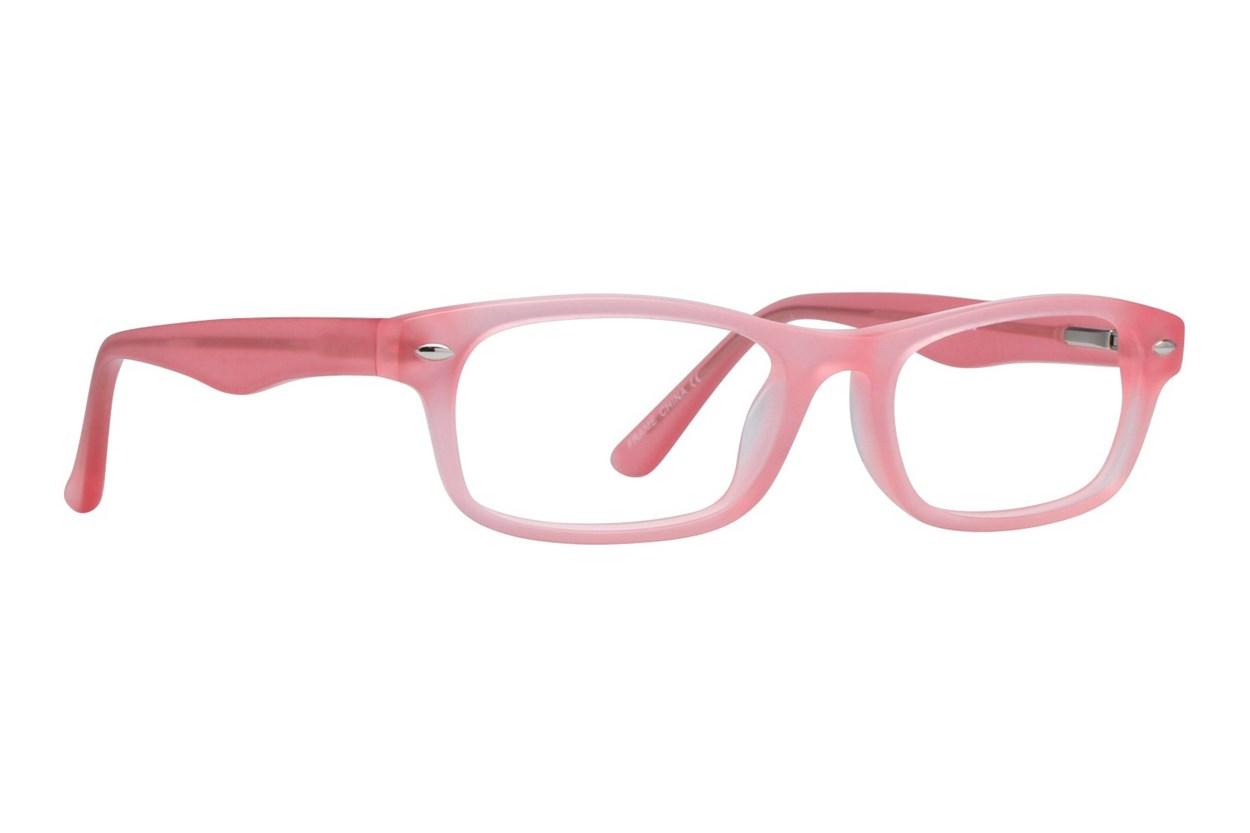 Lunettos Ashley Pink Eyeglasses