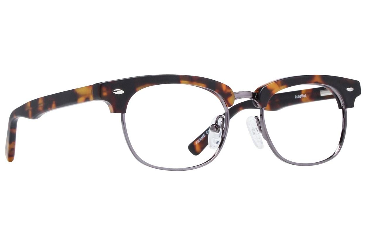Lunettos Cameron Tortoise Eyeglasses