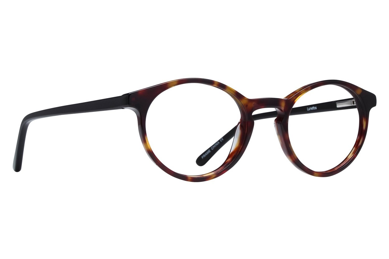 Lunettos Charlie Tortoise Eyeglasses