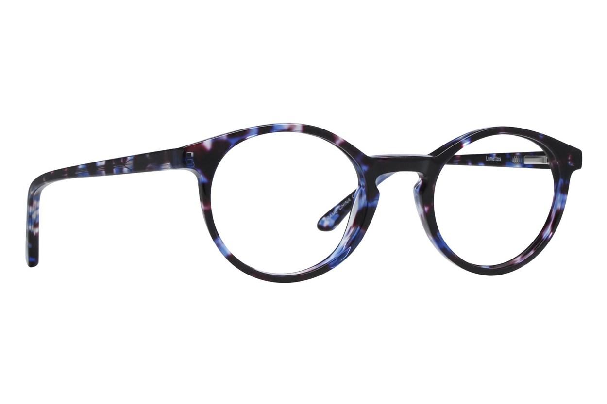 Lunettos Charlie Blue Eyeglasses