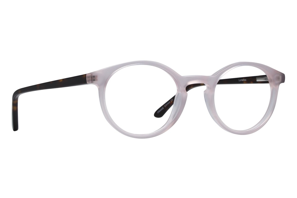 Lunettos Charlie Pink Eyeglasses