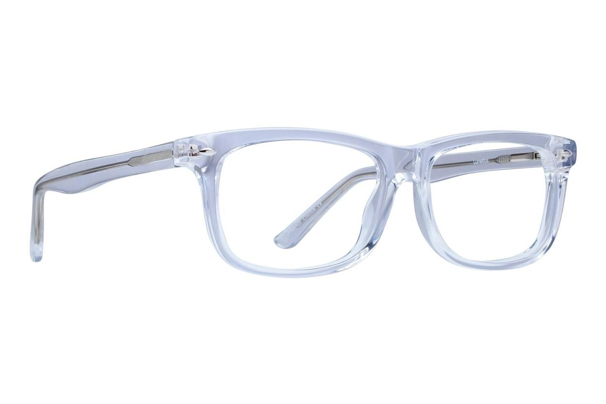 Lunettos Dylan Clear Eyeglasses