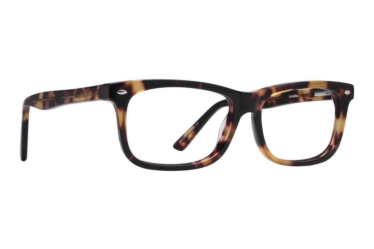 Lunettos Dylan Tortoise Eyeglasses