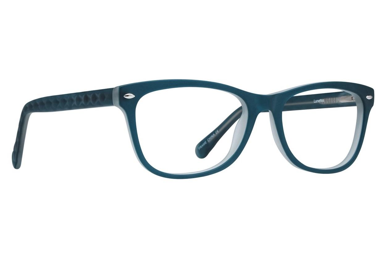 Lunettos Georgia Blue Eyeglasses