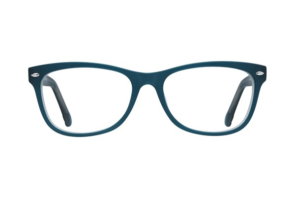 Lunettos Georgia Eyeglasses - Blue