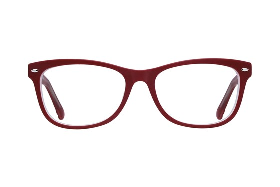 Lunettos Georgia Red Eyeglasses