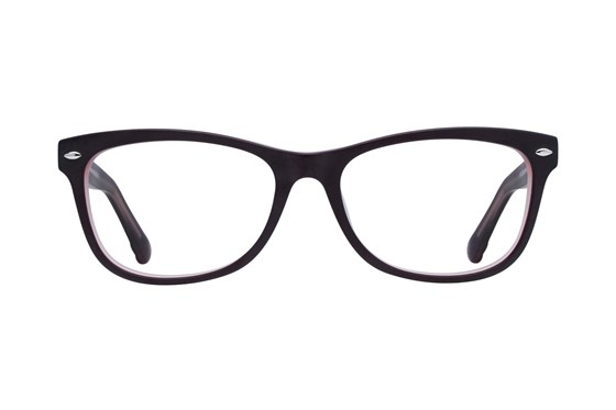 Lunettos Georgia Purple Eyeglasses