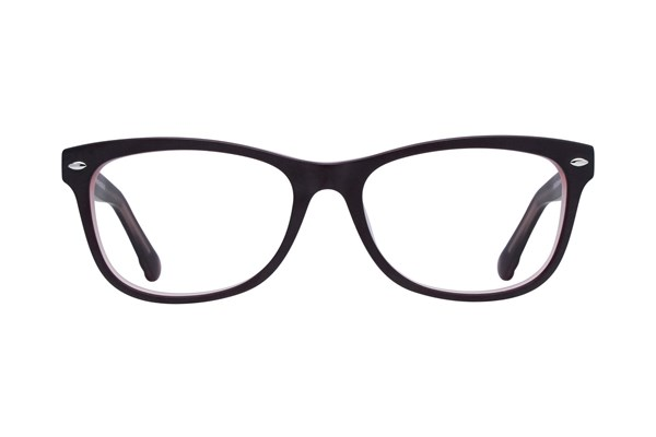 Lunettos Georgia Eyeglasses - Purple