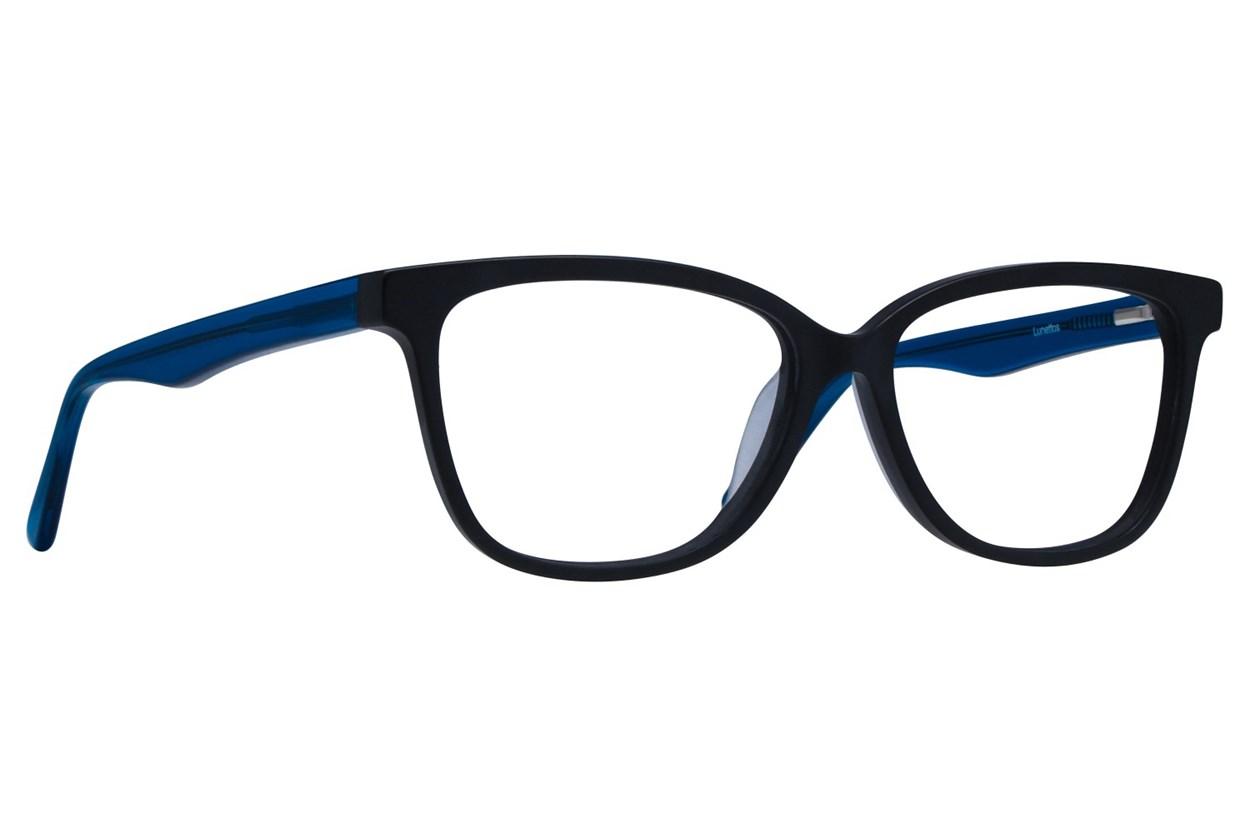 Lunettos Jamie Blue Eyeglasses