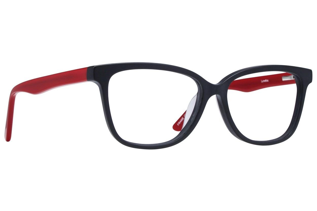 Lunettos Jamie Red Eyeglasses