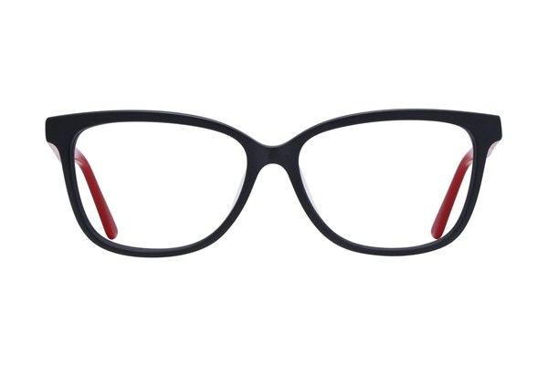 Lunettos Jamie Red Eyeglasses